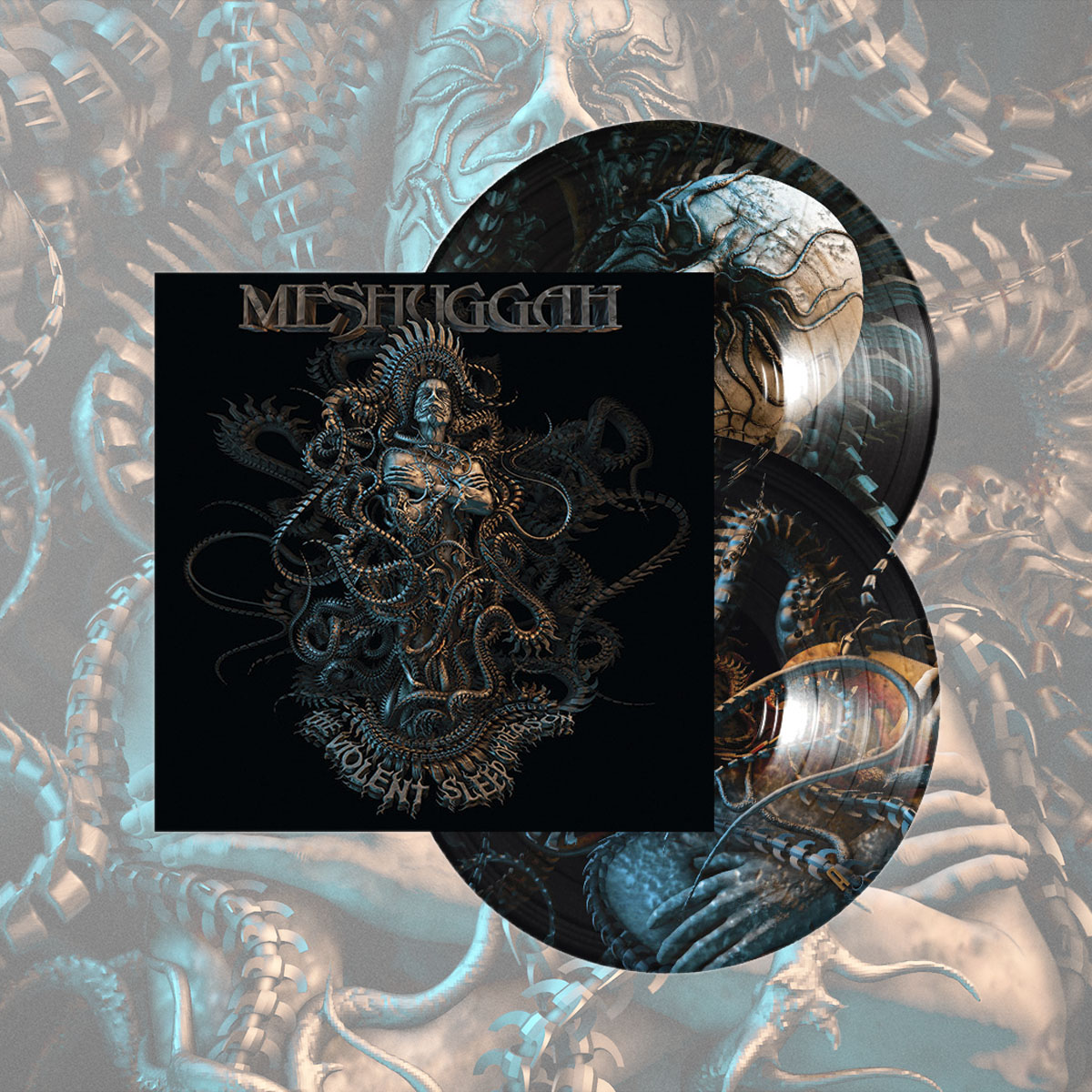 The Violet Sleep of Reason - Picture Disc