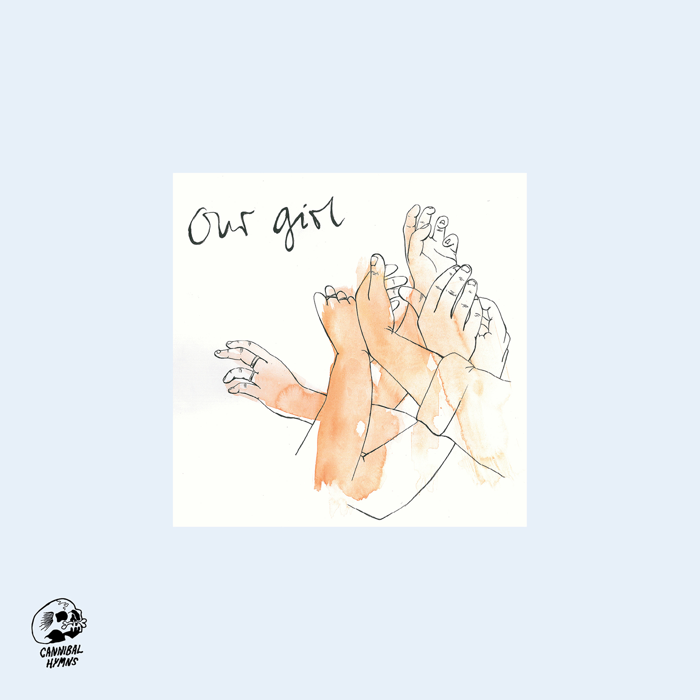 "Our Girl - Sleeper 7"" Vinyl"