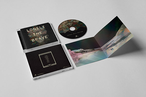 Things Will Matter - CD Album (Standard Jewel Case)