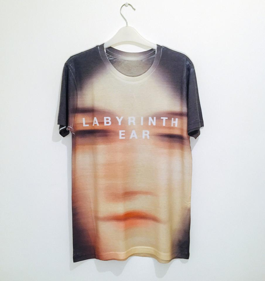 Limited Edition Labyrinth Ear T-Shirt
