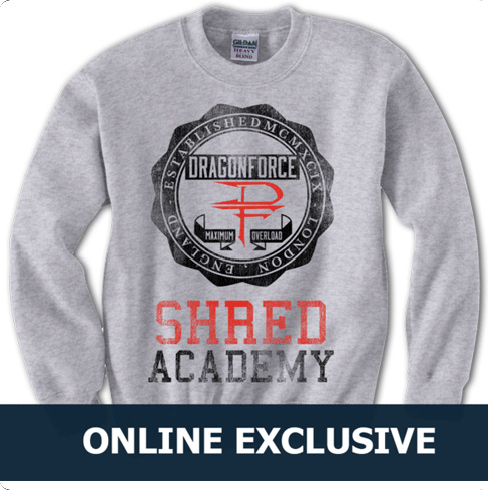 Shred Academy Crew Neck