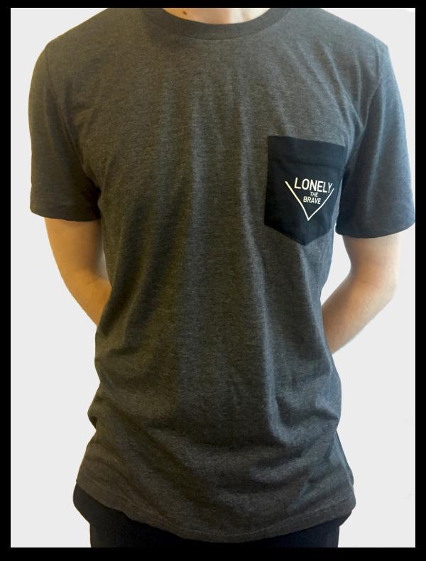 Classic Logo Pocket T-Shirt (NEW FOR WINTER '16)