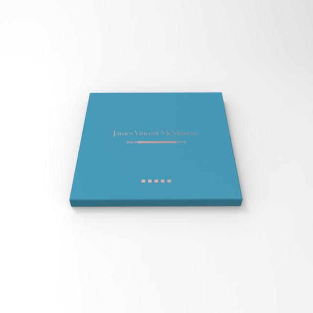 We Move Deluxe Boxset