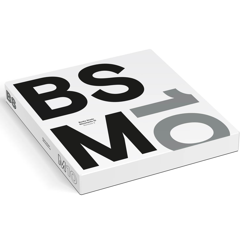 Movements 10 + BSM10 t-shirt bundle